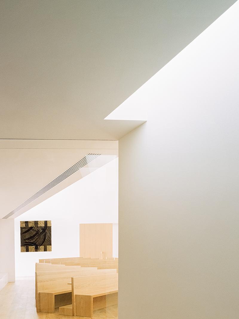 architettura sacra contemporanea