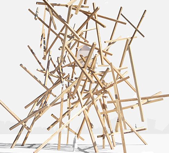 el lissitzky: Lamber architect project