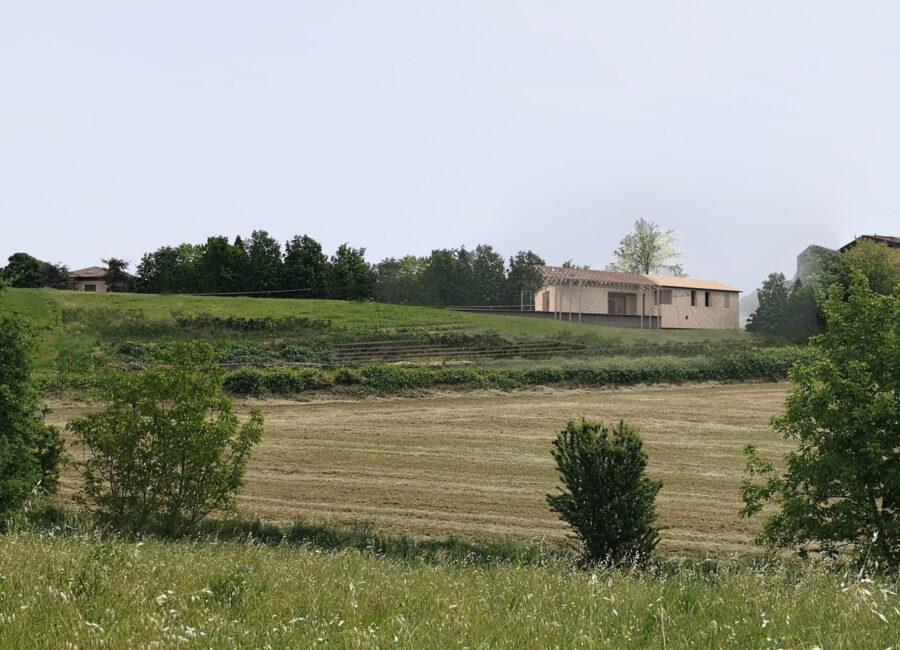 Casa nella Valle del Guerro