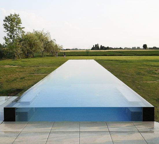 progetto piscina privata